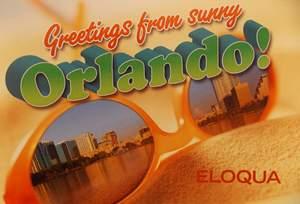 Eloqua Experience Orlando